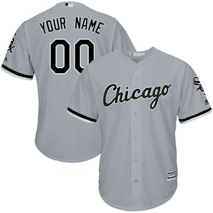 Chicago White Sox Road Grey 2020 Team Jersey