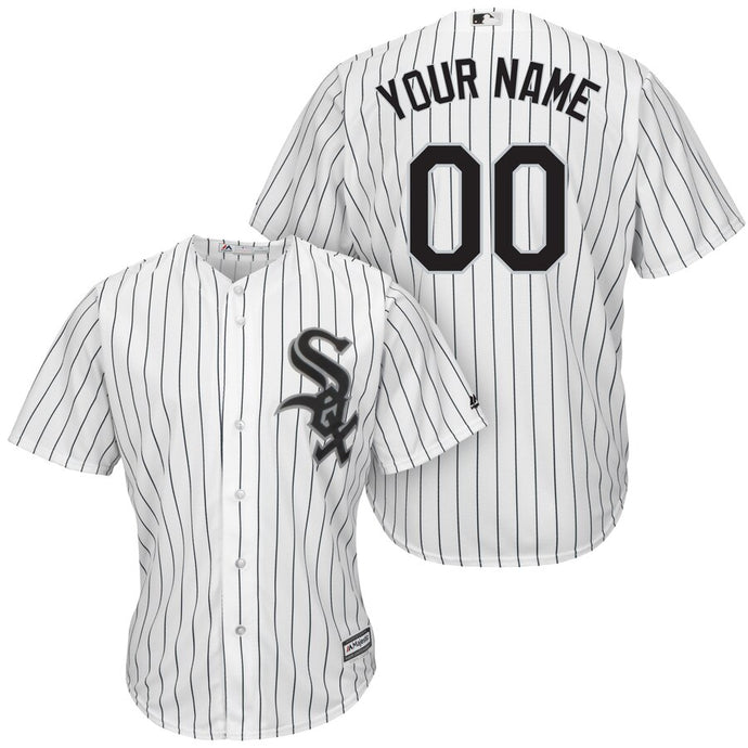 Chicago White Sox Pinstripes Jersey