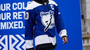 Tampa Bay Lightning Reverse Retro Team Jersey