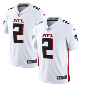 Atlanta Falcons 2020 Away White Team Jersey