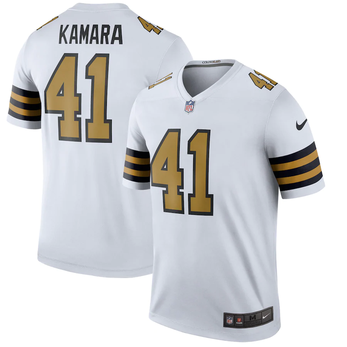 New Orleans Saints Color Rush Team Jersey