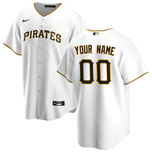 Load image into Gallery viewer, Pittsburgh Pirates White Home 2020 Team Jersey