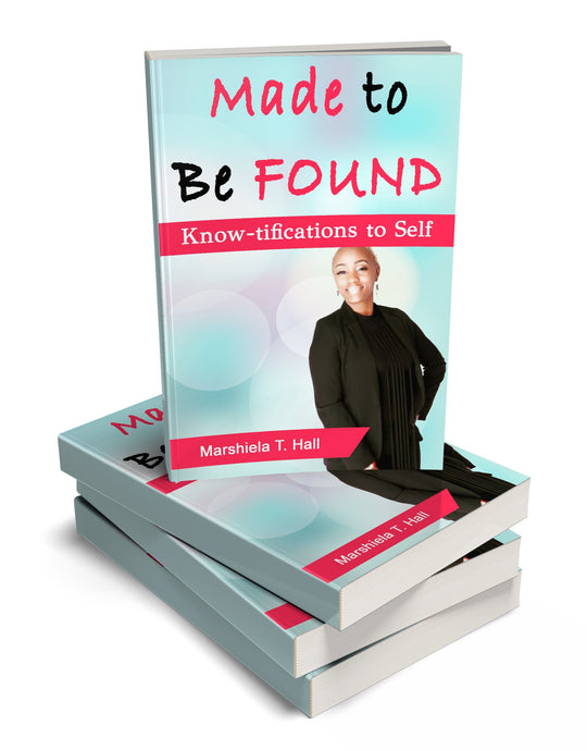 Made To Be Found