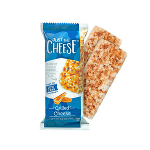 Just The Cheese - Grilled Cheese Bars - 12 Two-Bar Packs