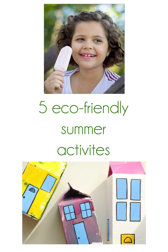 Best Eco Friendly Summer Kids Activities