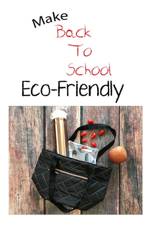 Make Back to School Eco-Friendly