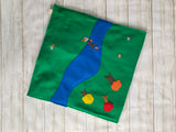 Reversible Homestead/River Play Mat