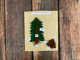 Coniferous Tree Anatomy Set