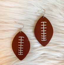 Load image into Gallery viewer, Football Earrings