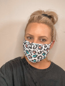 Multi Leopard Mask