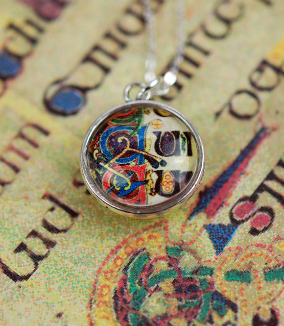 Inspired by the Book of Kells