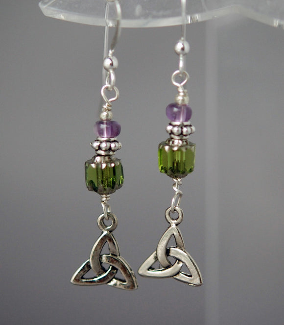 GS377 Rolling Hills of the Celtic Isles with Amethyst