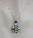GS705 Trinity Tree of Life with Lapis