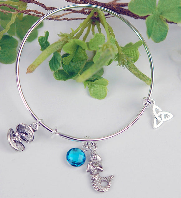 Girl's Mermaid Bracelet