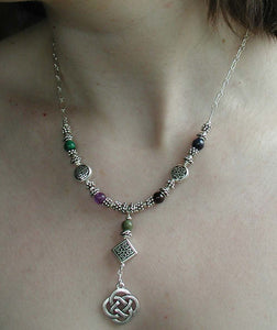 Sacred Numbers Necklace