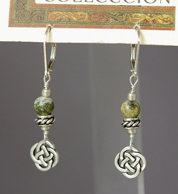 Sacred Numbers Earrings