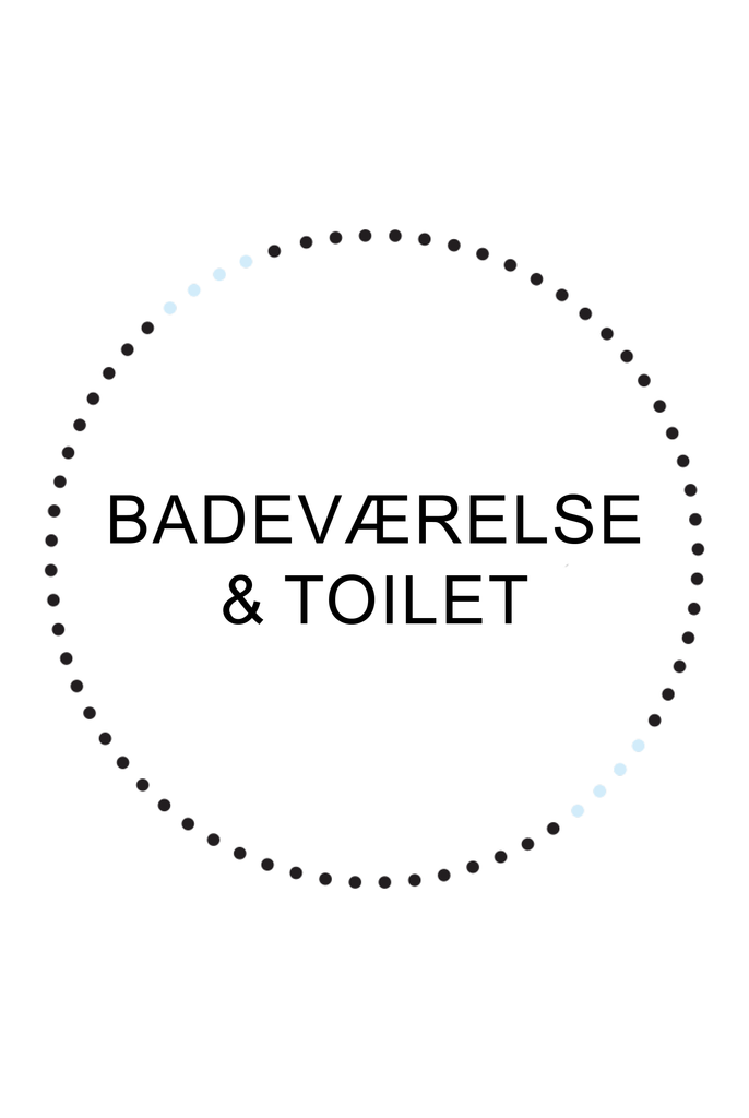 Rekvisitter Toilet/Bad