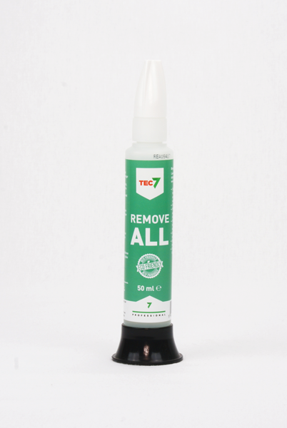 Tec7 Remove All, 50 ml.