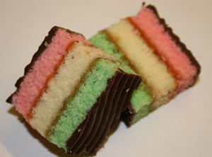 Three Colored Cookies