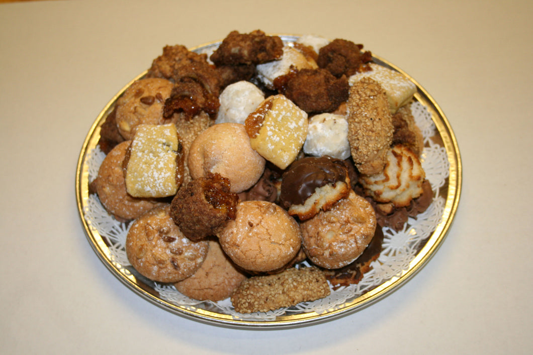 3 Pound Cookie Tray