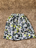 Y&F abstract skirt