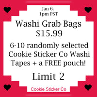 Washi Grab Bag
