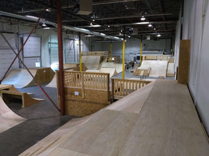 House Of Wheels House Of Wheels Indoor Action Sports