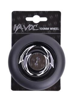 Havoc - 100mm - Solid Core  Wheels Havoc- Wheelz Inc.