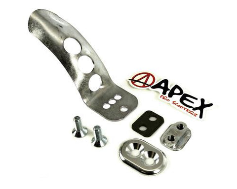 Apex Brake Kit - Zinc  Brakes Apex- Wheelz Inc.