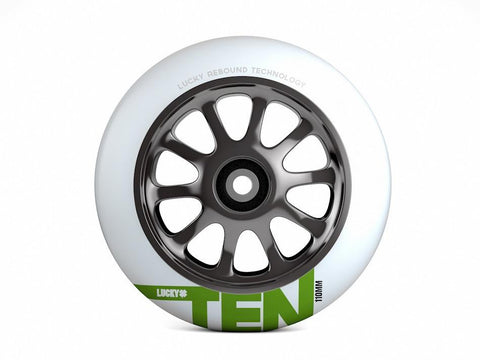 Lucky TEN Wheel 110mm  Wheels Lucky- Wheelz Inc.