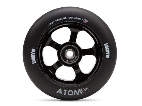 Lucky ATOM Wheels 110mm  Wheels Lucky- Wheelz Inc.