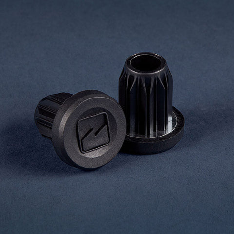 MERRITT - Insert Bar Ends (black)