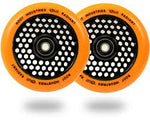Root - 120mm Honeycore Wheels - Coloured