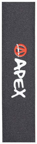 APEX - Griptape - Printed Logo - Black  Griptape Apex- Wheelz Inc.