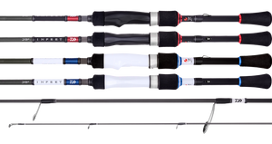 DAIWA 20 INFEET SPIN RODS