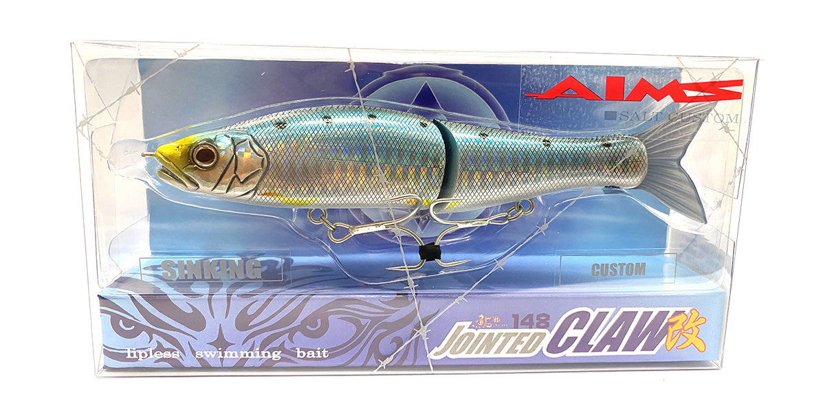 Gan Craft Jointed Claw 148 Slow Sinking