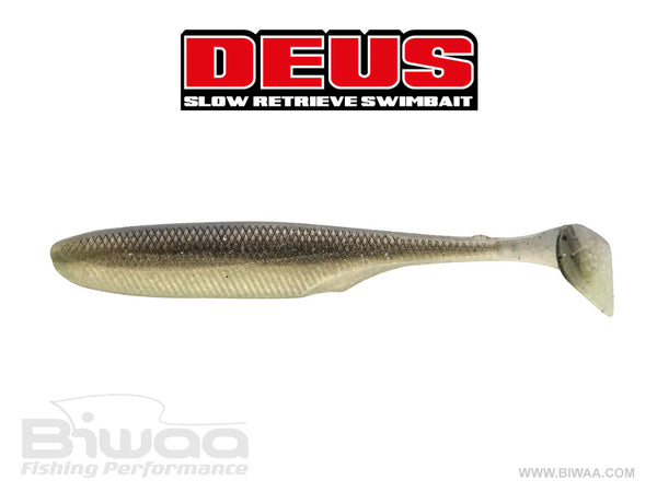 "Biwaa Deus 4"" Swimbait"
