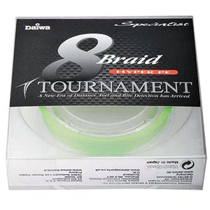 Daiwa Tournament Hyper 8 PE Braid