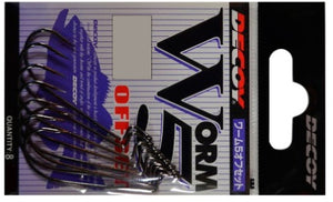 Decoy Worm 5 Offset Worm Hooks