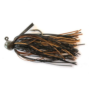 Vex Performance Bassin Fodder Football Jig 3/8oz (2 Per Pack)