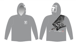 Jackall Hooded Tournament Shirts