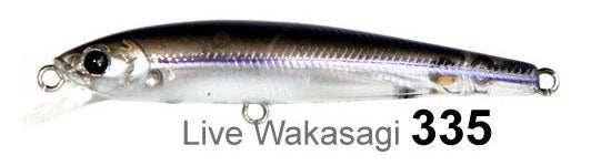 Lucky Craft Flash Minnow 65mm 3.8g