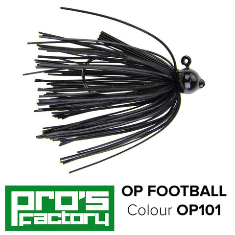 Pro's Factory Football jig 3/8oz