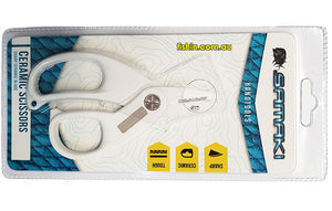 Samaki Ceramic Braid Scissors