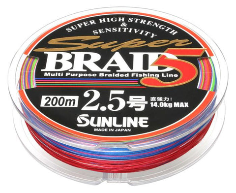 Sunline Super Braid 5