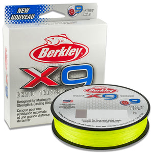 Berkley X9 Braid 150m