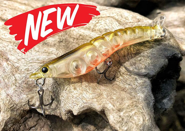 MMD Splash Prawn 95mm Surface Lure