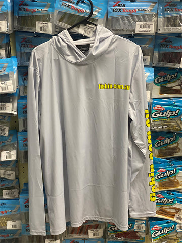 Switchbait Aquaflex Hooded Tournament Fishing Shirt