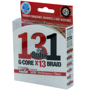 Sufix G-Core X13 131 Braid