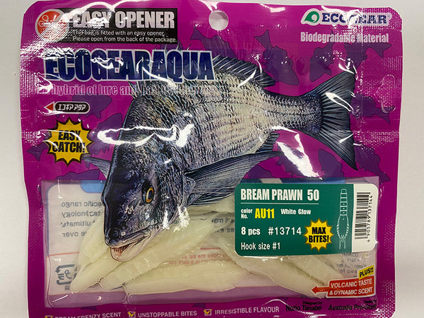 Ecogear Aqua Bream Prawn